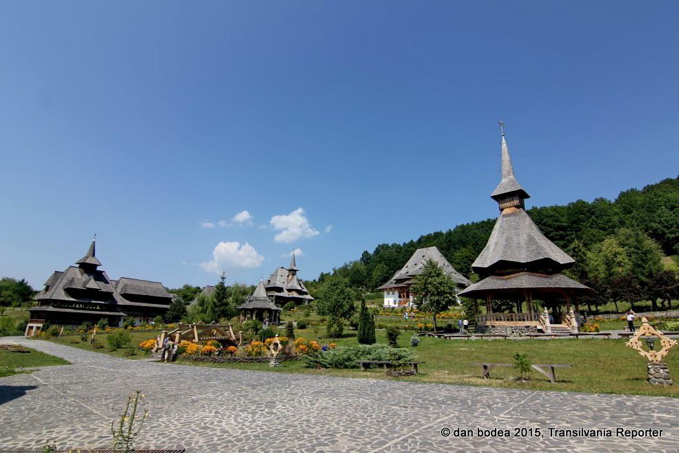 Mănăstirea Bârsana/ Foto: Dan Bodea