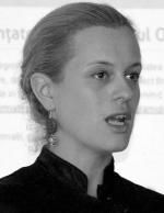 Andreea Marcu, expert comunicare la Agenția de Dezvoltare Regionala Nord-Vest