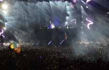 Concert Armin van Buuren / Foto: Maria Man