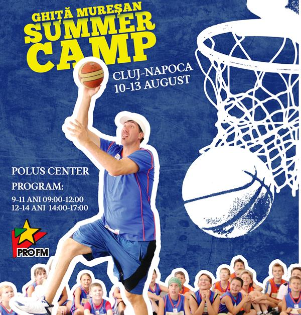 Ghita Muresan Summer Camp 2015