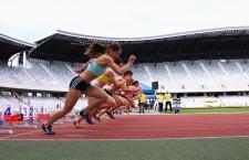 Bianca Răzor și Sandra Belgyan sunt atletele din Cluj care vor reprezenta România la Campionatele Mindiale de atletism de la Beijing / Foto: Dan Bodea