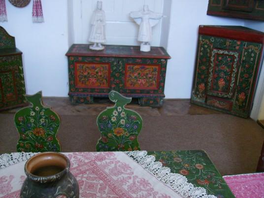 Mobilier traditional din Rimetea