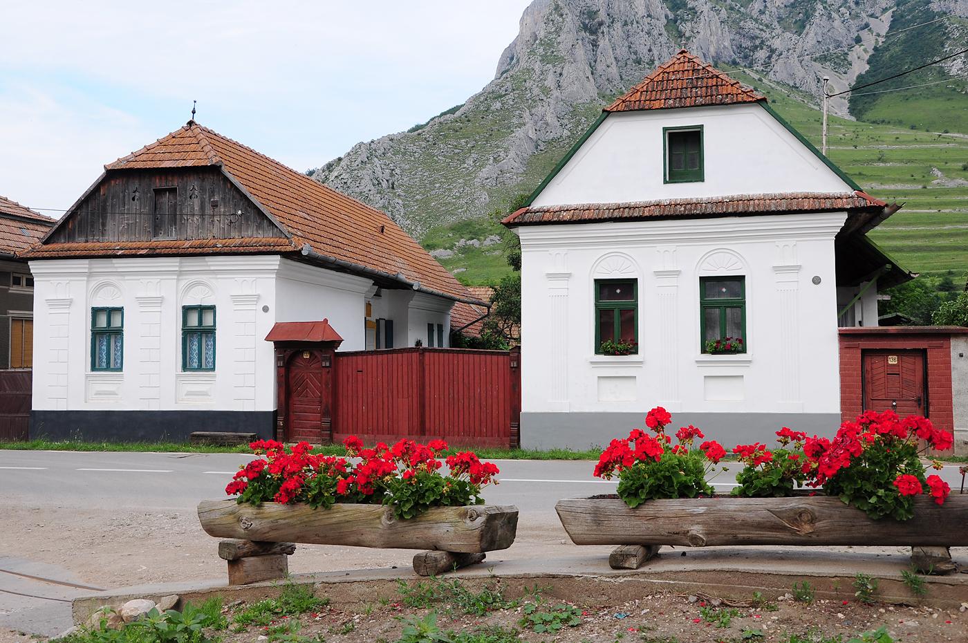 Situl rural Rimetea