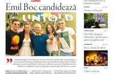 """Nu ratați noul număr Transilvania Reporter: """"Efectul Untold. Emil Boc candidează"""""""