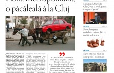 """Nu ratați noul număr, Transilvania Reporter: """"Zona metropolitană, o păcăleală à la Cluj"""""""