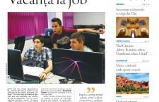 """Nu ratați noul număr Transilvania Reporter """"Vacanță la job"""""""