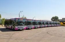 Modificări în circulația autobuzelor pe durata Sports Festival Cluj