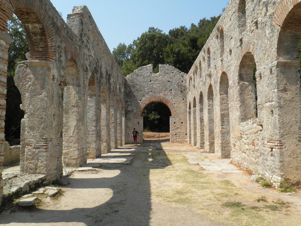 Bazilica din Butrint