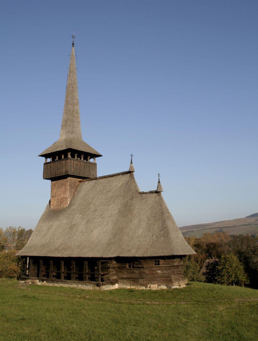 biserica din Cizer
