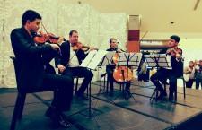 QuartFest: Simfonie de cvartete în Parcul Central