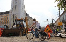 Biciclete avem,   drumuri ne mai trebuie/ Foto: Dan Bodea