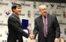 Clujul și Shandong, parteneri în sport