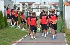 Tânăra echipă a Universității Cluj va debuta în Liga 2,   în deplasare,   la Chindia Târgoviște