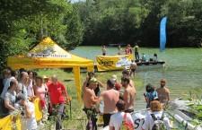 Peste 150 de persoane din întreaga lume au participat la traversarea Tarniței