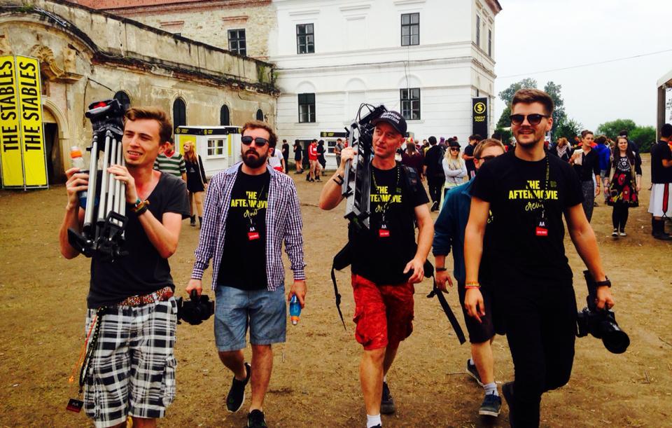 """Pe """"platourile"""" festivalului Electric Castle"""