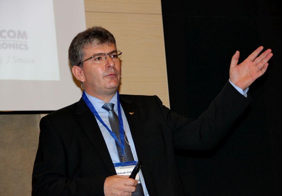 Zoltan Balogh, director executiv al Vitacom (Foto: Dan Bodea)