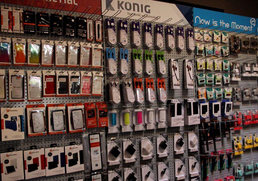 Vitacom exportă electronice și accesorii pentru electronice în zece țări din regiune, dar și în Europa de Vest (Foto: Dan Bodea)