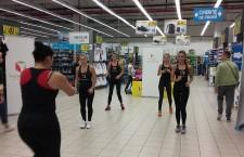Koobic.ro – Demonstraţie de fitness online interactiv (P)