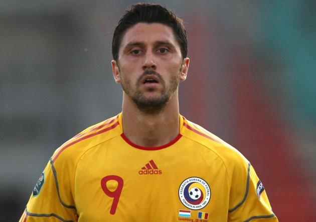 Ciprian Marica,   atacant liber de contract,   neconvocat pentru meciurile României cu Ungaria şi Grecia