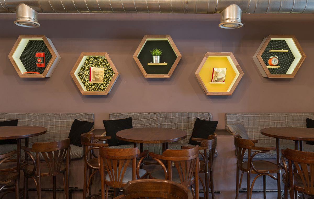 Bar Rehab/Foto: Dacian Groza