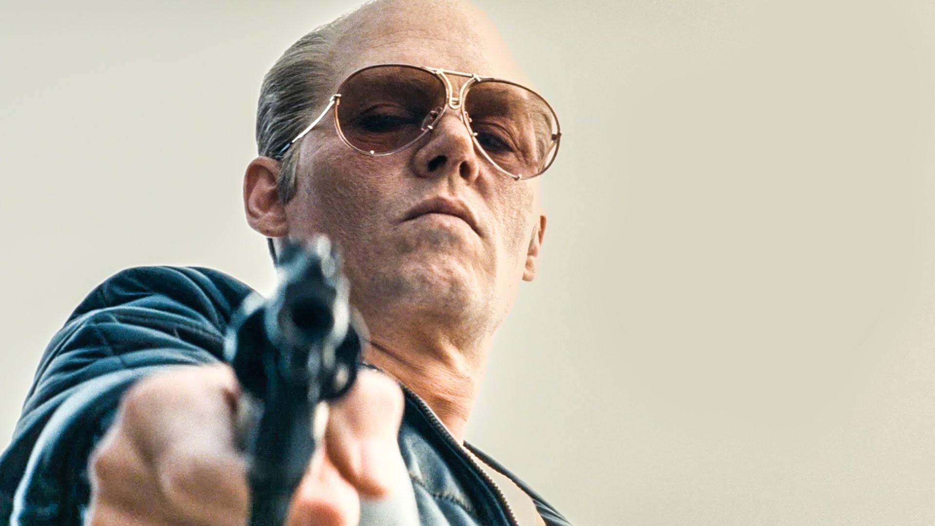"""Chiar dacă pare greu de crezut, acesta este Johnny Depp, în """"Black Mass""""."""