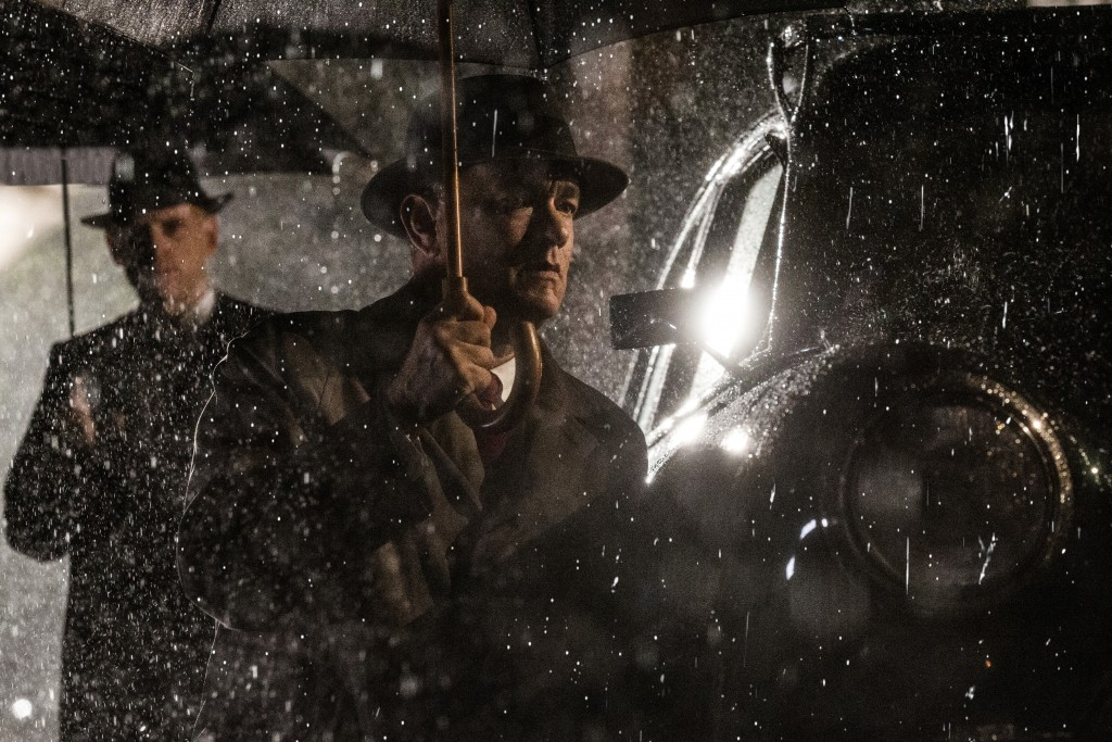 """Bridge of Spies"",   cu Tom Hanks,   regia Steven Spielberg"