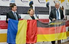 Ziua Germaniei,   sărbătorită în cadrul aeroportului clujean. Din 2015 vor exista cinci zboruri regulate spre Germania