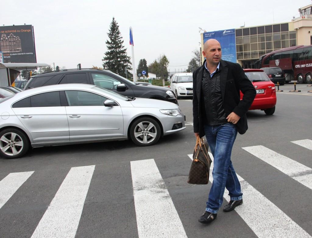 Vasile Miriuță / Foto: Dan Bodea