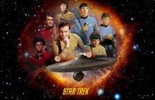 "Distribuţia primului serial Star Trek (""The Original Series"")"