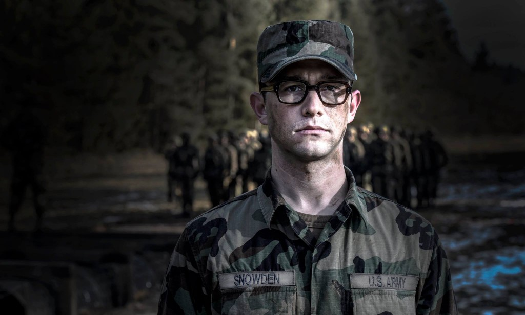 "Joseph Gordon-Levitt în ""Snowden"""