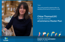 Chloë Thomas (UK),   specialist international in comert online