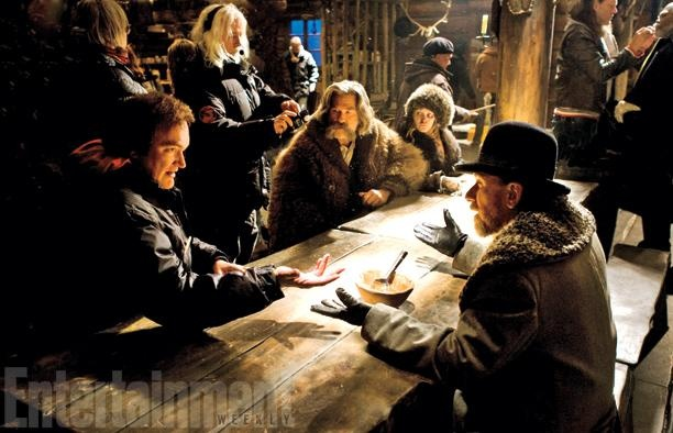 """The Hateful 8"",   Quentin Tarantino"