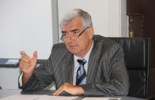 Şeful Inspectoratului Şcolar Cluj,   Valentin Cuibus / Foto: Dan Bodea