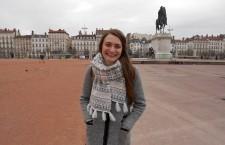 Dora Mănăstire se pregătește pentru primul ei an ca profesor titular (foto: arhivă personală)