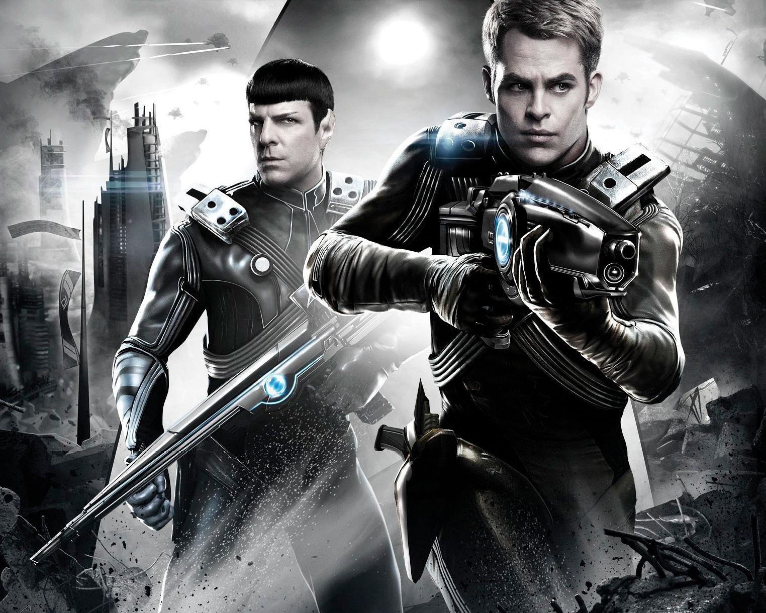 film nou Star Trek Beyond