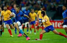 Rugby / România a cedat în primul meci la Cupa Mondială