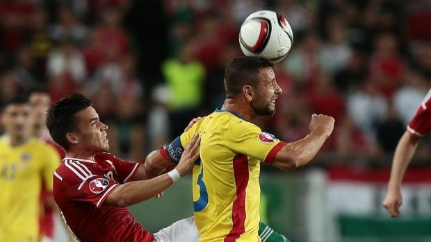 """România şi Ungaria au terminat la egalitate (0-0) meciul de la Budapesta şi """"Tricolorii"""" au asigurată calificarea la EURO în proporţie de 95%"""