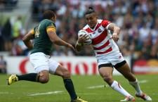 Naţionala de rugby Japoniei a învins Africa de Sud la Cupa Mondială, scor 34-32, realizând cea mai mare supriză din istoria competiţiei