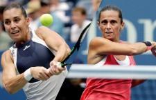 Flavia Penetta și Roberta Vinci își vor disputa supremația în finala US Open 2015