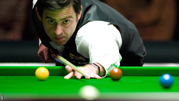 Marele campion de snooker, Ronnie O'Sullivan nu mai vine la Cluj