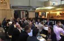"""Cea de a III-a ediţie a conferinţei """"Cluster-to-Cluster"""",   ce a avut loc la Copenhaga în 17-18 septembrie,   a reunit peste 100 de clustere din 28 de ţări şi a avut la bază tema inovării prin combinare."""