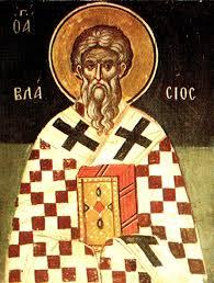 Sfântul Vlasie