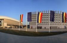 Federaţia Europeană de Gimnastică va acorda României,   implicit Clujului,   organizarea Campionatelor Europene de gimnastică artistică din 2017 / Foto: Dan Bodea