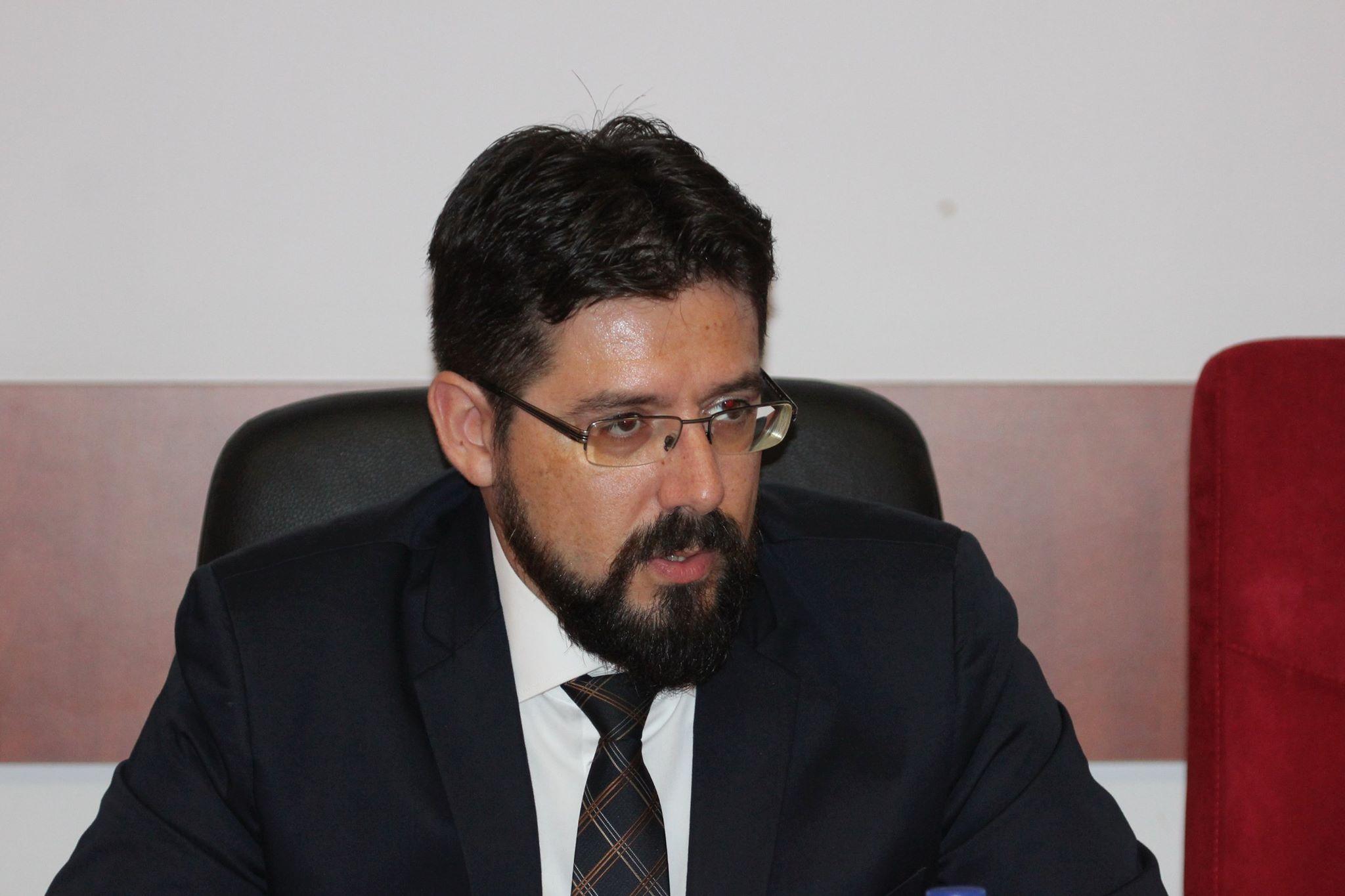 Andrei Kelemen, director executiv al Asociației Cluj IT Cluster (Foto: Dan Bodea)