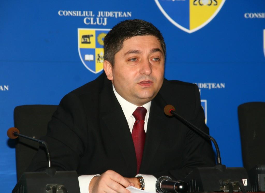 Alin Tișe / Foto: Dan Bodea
