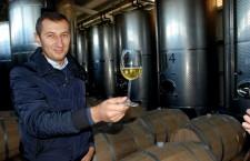 Ovidiu Maxim,   managerul cramei La  Salina / Foto: Dan Bodea