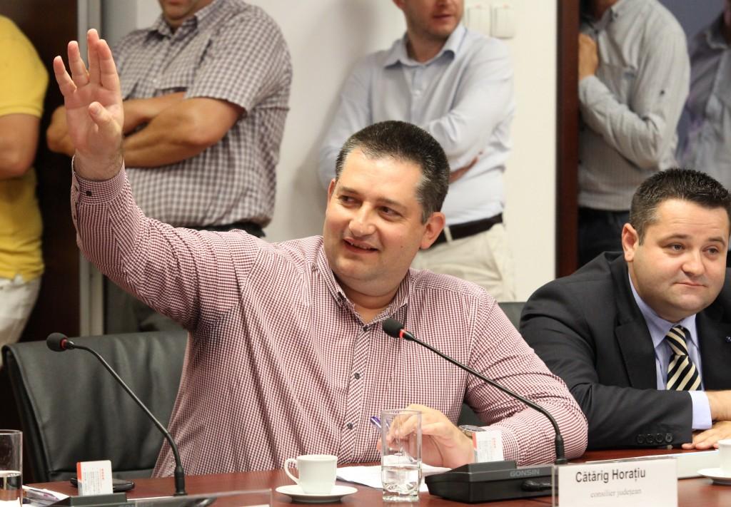Horațiu Cătărig / Foto: Dan Bodea