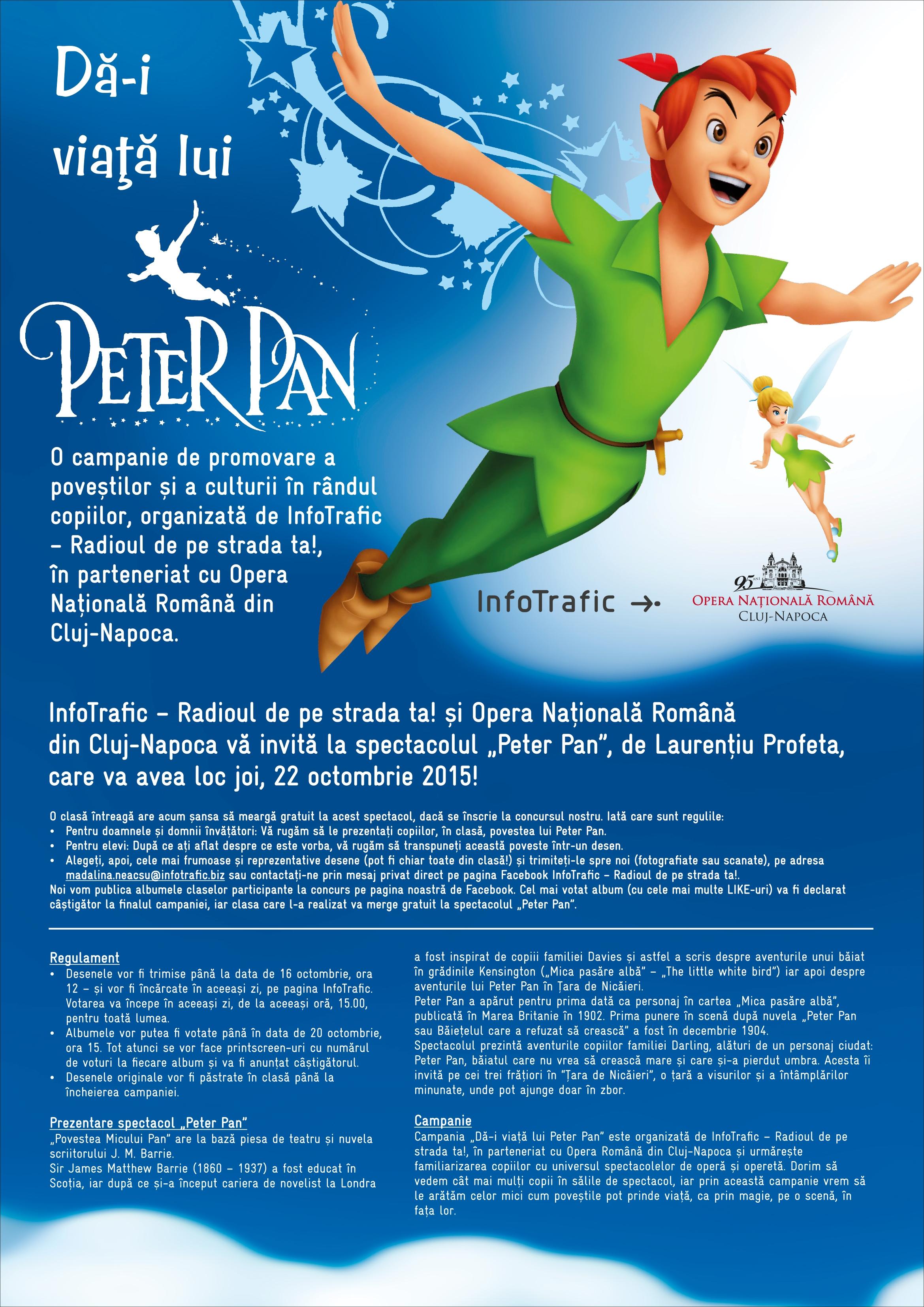 Campania Peter Pan