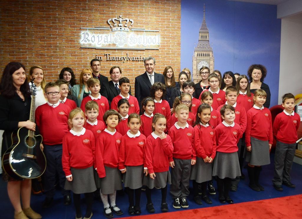 Royal School in Transylvania  / Foto: Maria Man