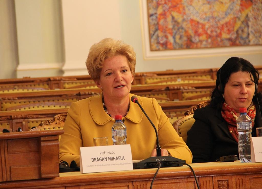 Prof. univ. dr. Mihaela Drăgan / Foto: Dan Bodea